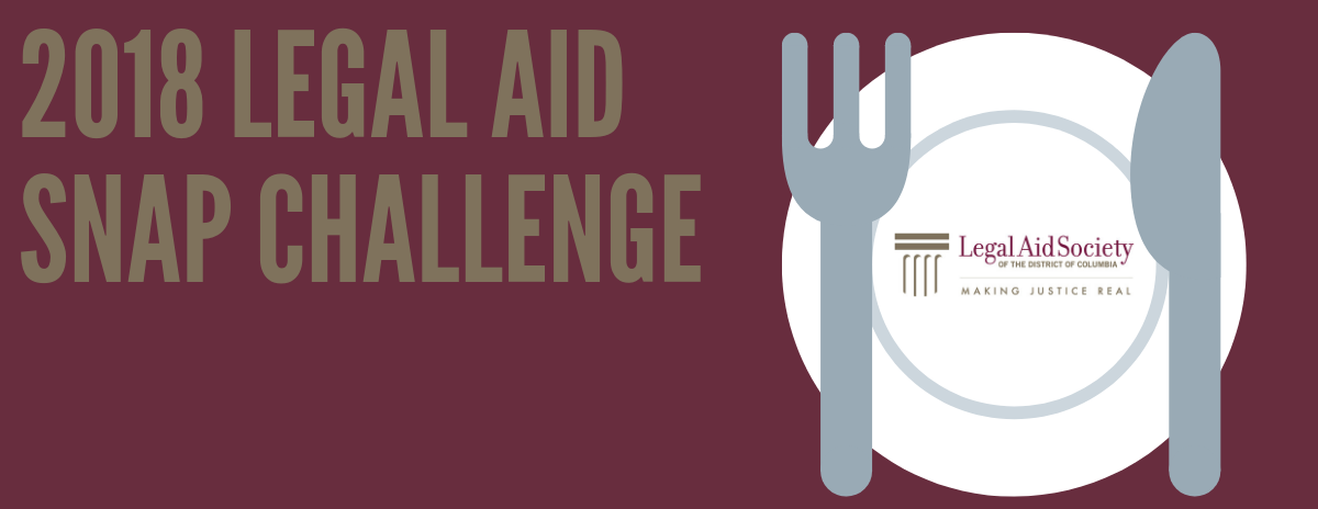 Legal Aid SNAP Challenge